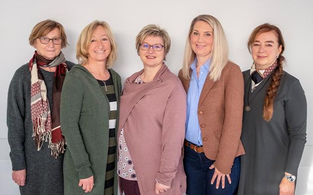 Unser Team und Mitarbeiter des Beratungszentum Oberfranken für Menschen nach erworbener Hirnschädigung e. V.