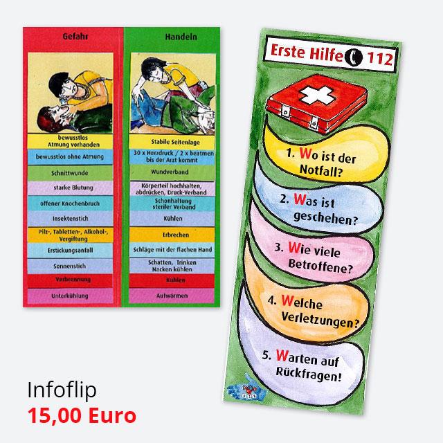 Infoflip - 15 Euro