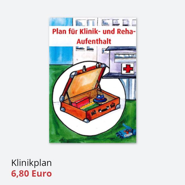 Klinikplan - 6,80 Euro