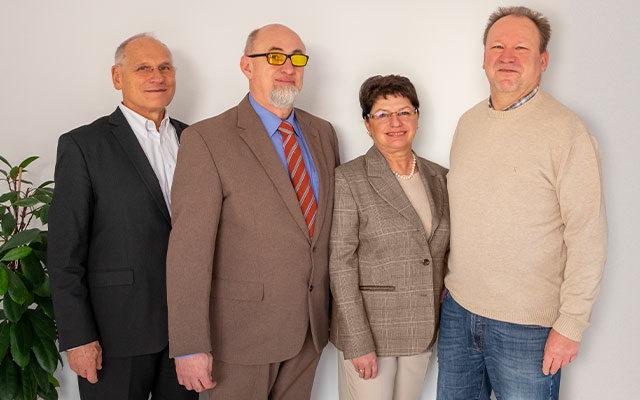 Unser Vorstand des Beratungszentum Oberfranken für Menschen nach erworbener Hirnschädigung e. V.